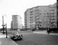 Le croisement de l'avenue Jupiter, l'avenue Alexandre Bertrand et la rue Timmermans, 1960, © Hemelsbrussel Bruciel