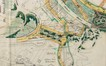 Projet d'aménagement du quartier des parcs et du quartier Saint-Augustin, détail square Lainé, arrêté royal du 08.02.1912© ACF/TP, dossier  45, A.R. 08.02.1912