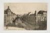 Avenue Molière, 1922© (coll. Belfius Banque © ARB-SPRB)