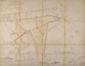Plan général d'alignement et d'expropriation par zones du quartier de Berkendael, fixé par arrêté royal le 12.07.1902 (Ir. D. Van Ouwenhuysen)© ACF/TP dossier 12 (Quartier Brugmann).