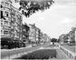 Avenue du Parc du à partir du no 159, direction Saint-Gilles, 1983© © KIK-IRPA Bruxelles