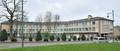 Avenue Reine Marie-Henriette 47, le Lycée Royal conçu par l'architecte L.H. Kuypers, 1959, 2016