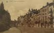 Le début de l'avenue Reine Marie-Henriette, dont les premières maisons ont été démolies, s.d.© (Cercle d'histoire et du patrimoine de Forest, dossier  avenue Reine Marie-Henriette)