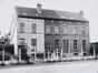 Maisons sises rue de la Station 77, 79, 81, situées à deux pas de la gare de Forest, démolies en 1964, ACF/Urb. 18480 (1964).