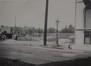La rue Timmermans vue de la chaussée d'Alsemberg, construction des premières maisons au début du côté pair, s.d. (1910)© Archives de la paroisse Saint-Augustin Forest, album classeur  Saint-Augustin, dossier 1