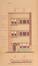 Rue Timmermans 71, élévation© ACF/Urb. 12106 (1933)