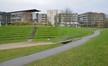VUB, Campus Oefenplein, algemeen zicht op gebouwen B, C en D, 2014