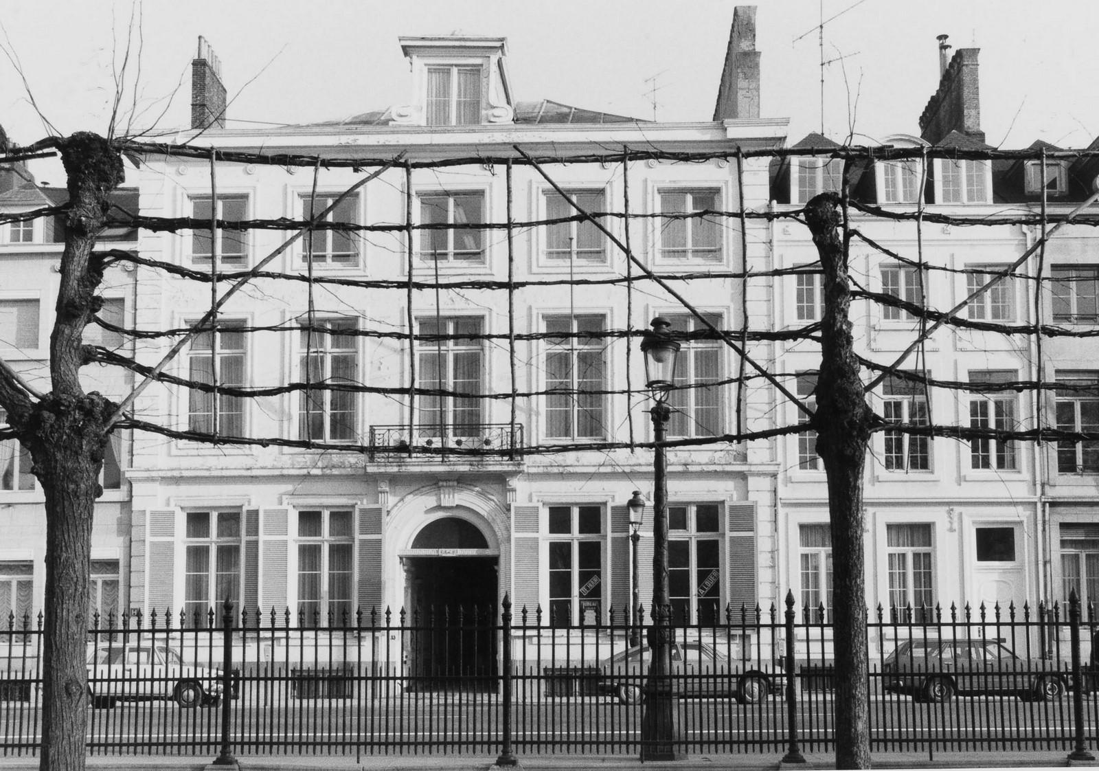 rue Ducale 33, 31., 1981