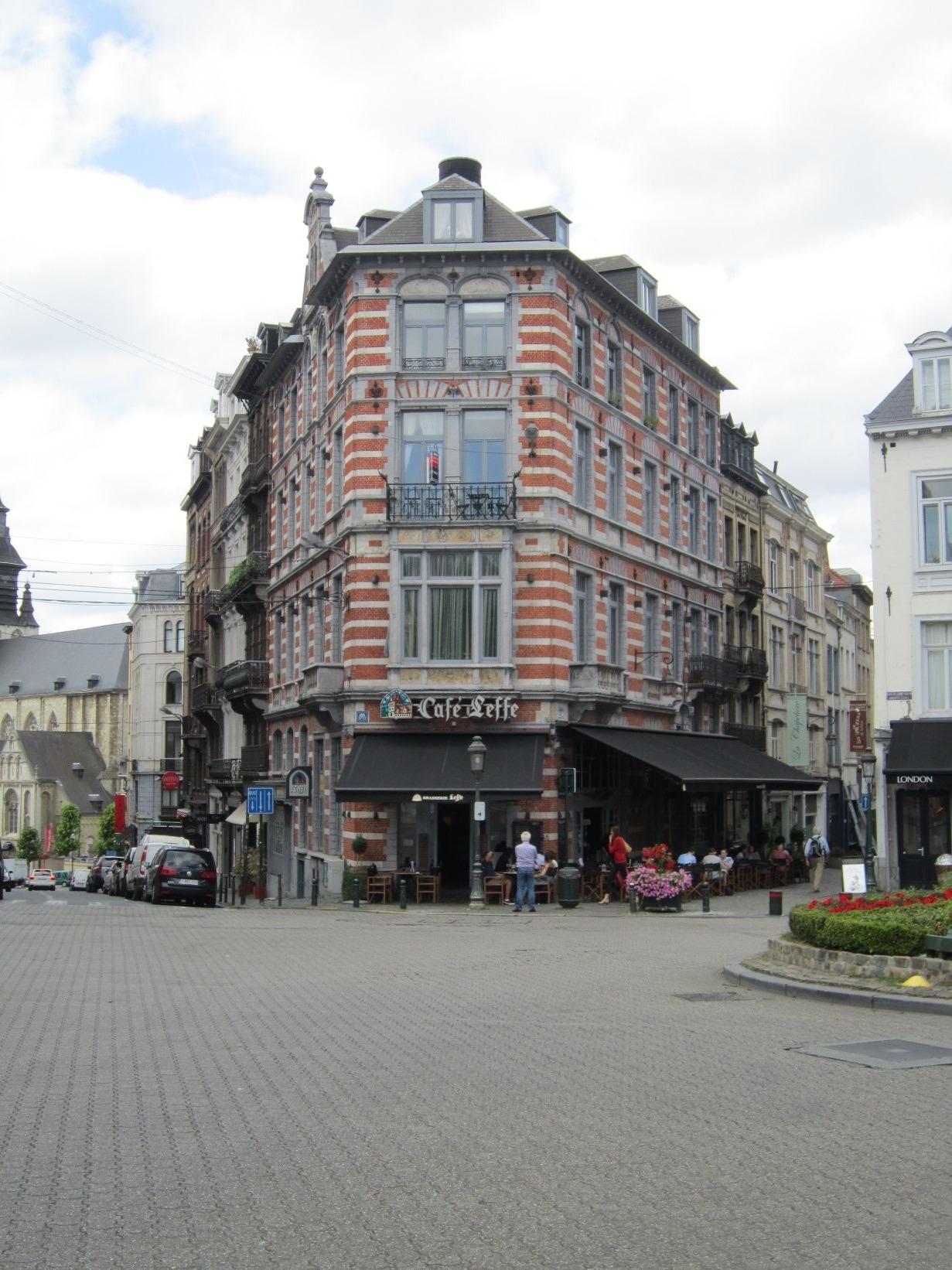 Place du Grand Sablon 46, 2015