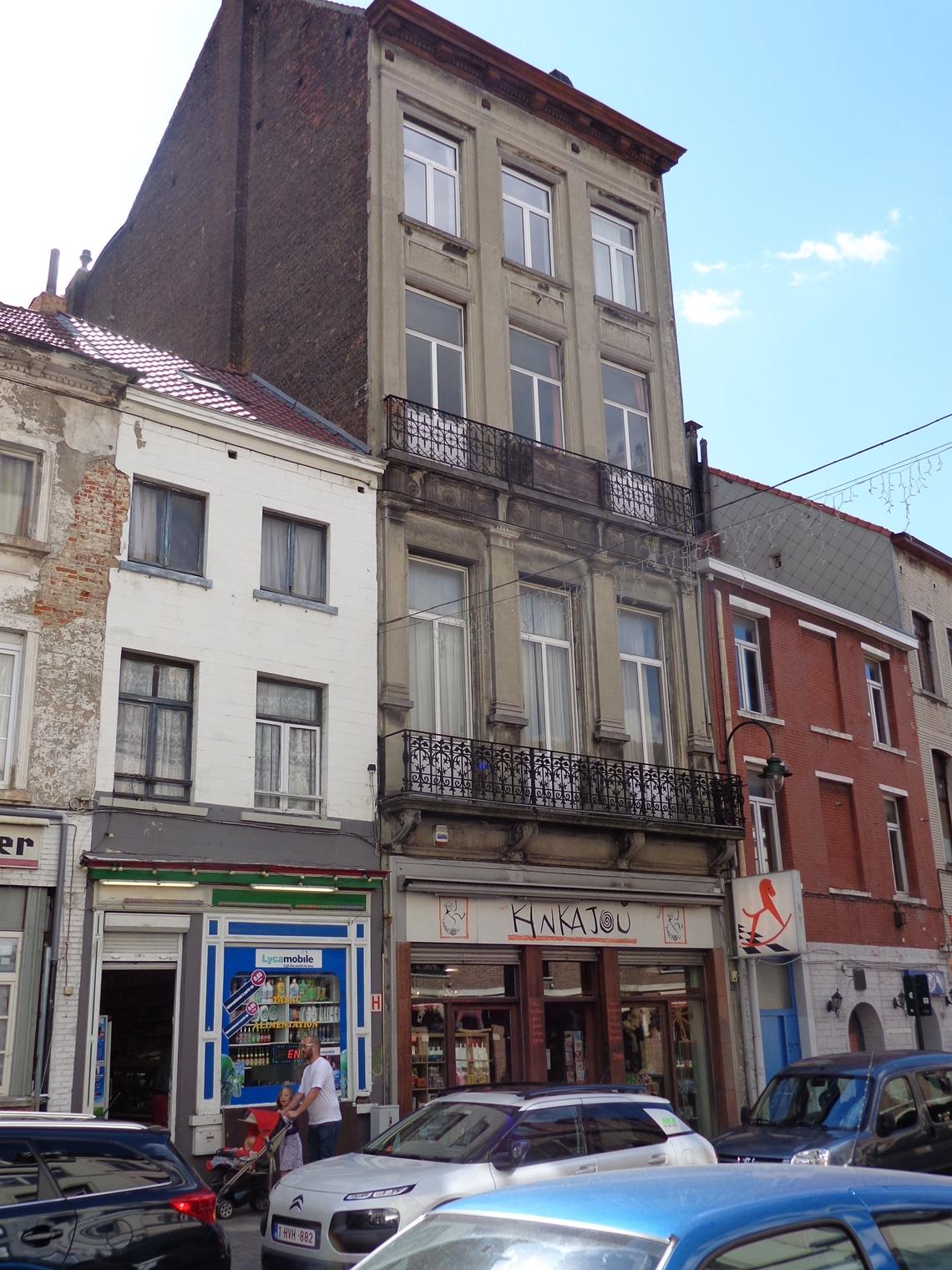 Rue Haute 340, 2015
