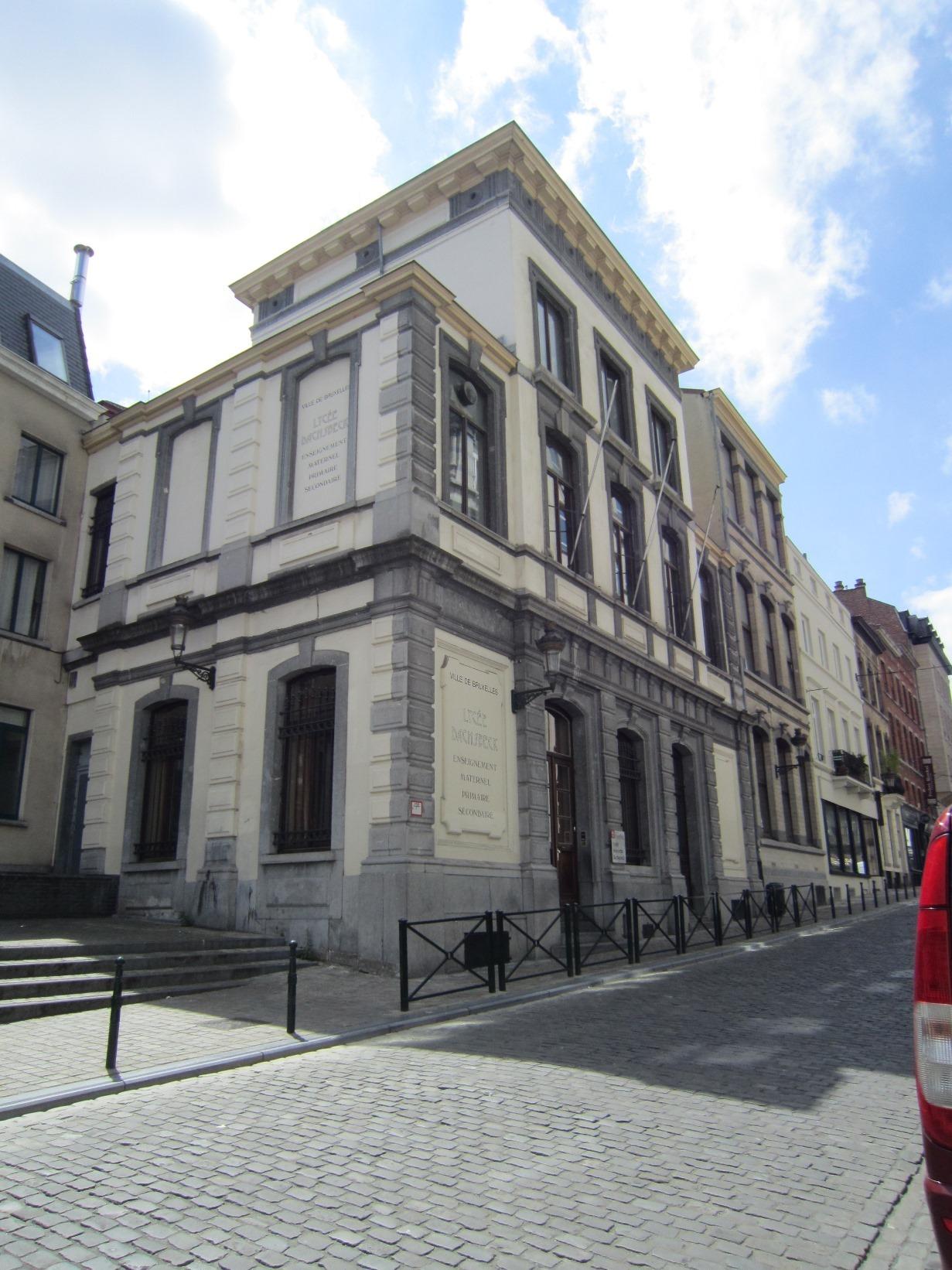 Rue de la Paille 24, 2015