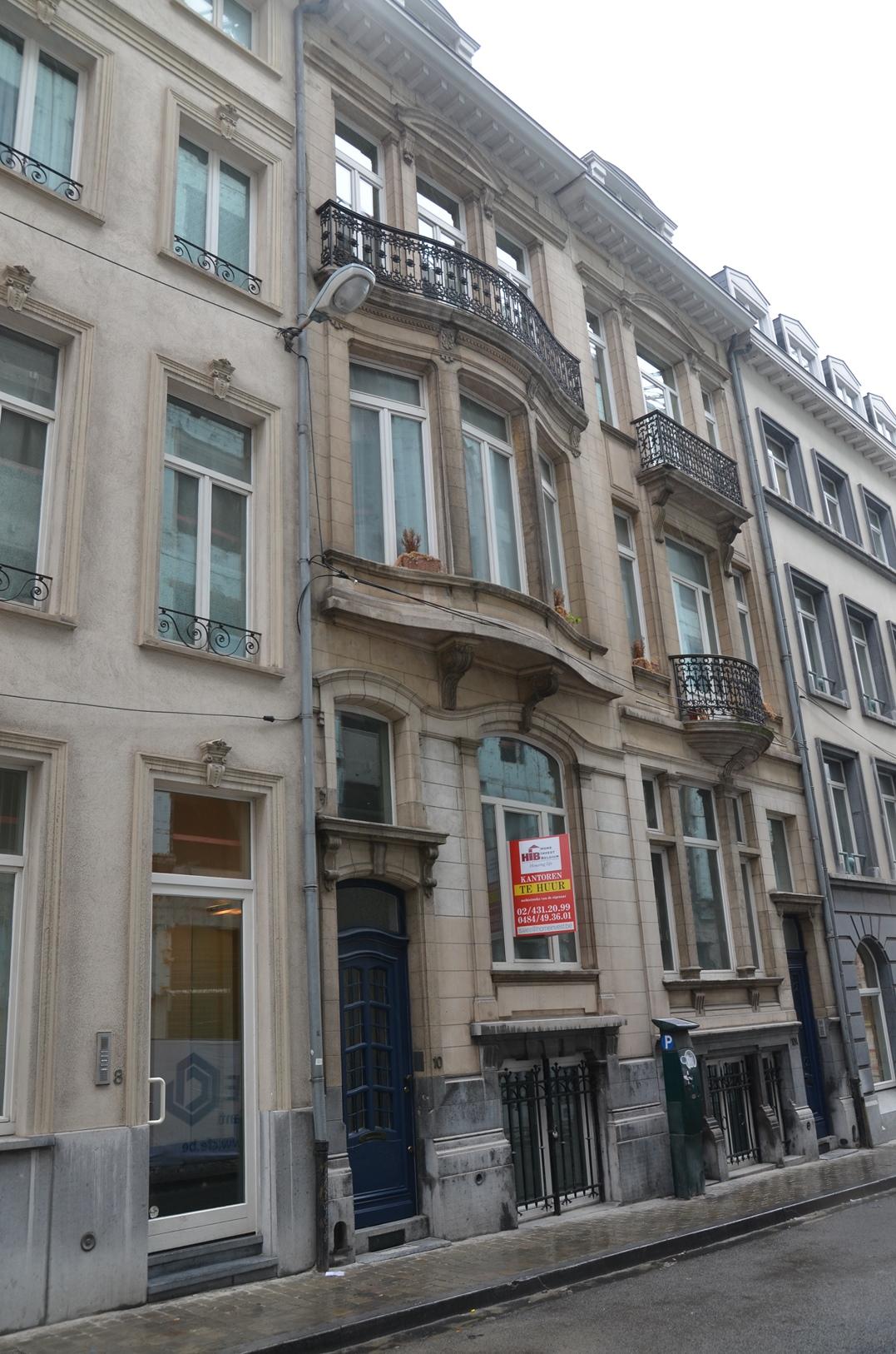 Rue de la Pépinière 10, 2015