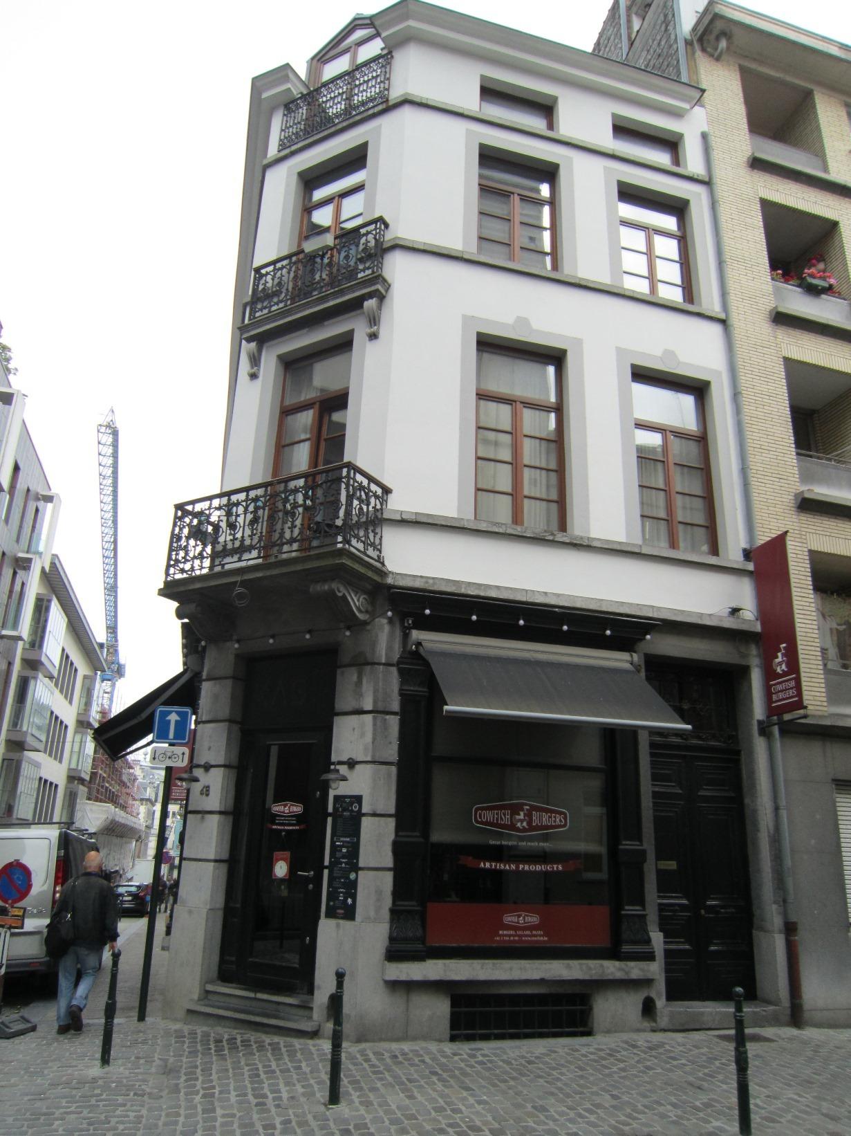 Rue de la Reinette 19, 2015