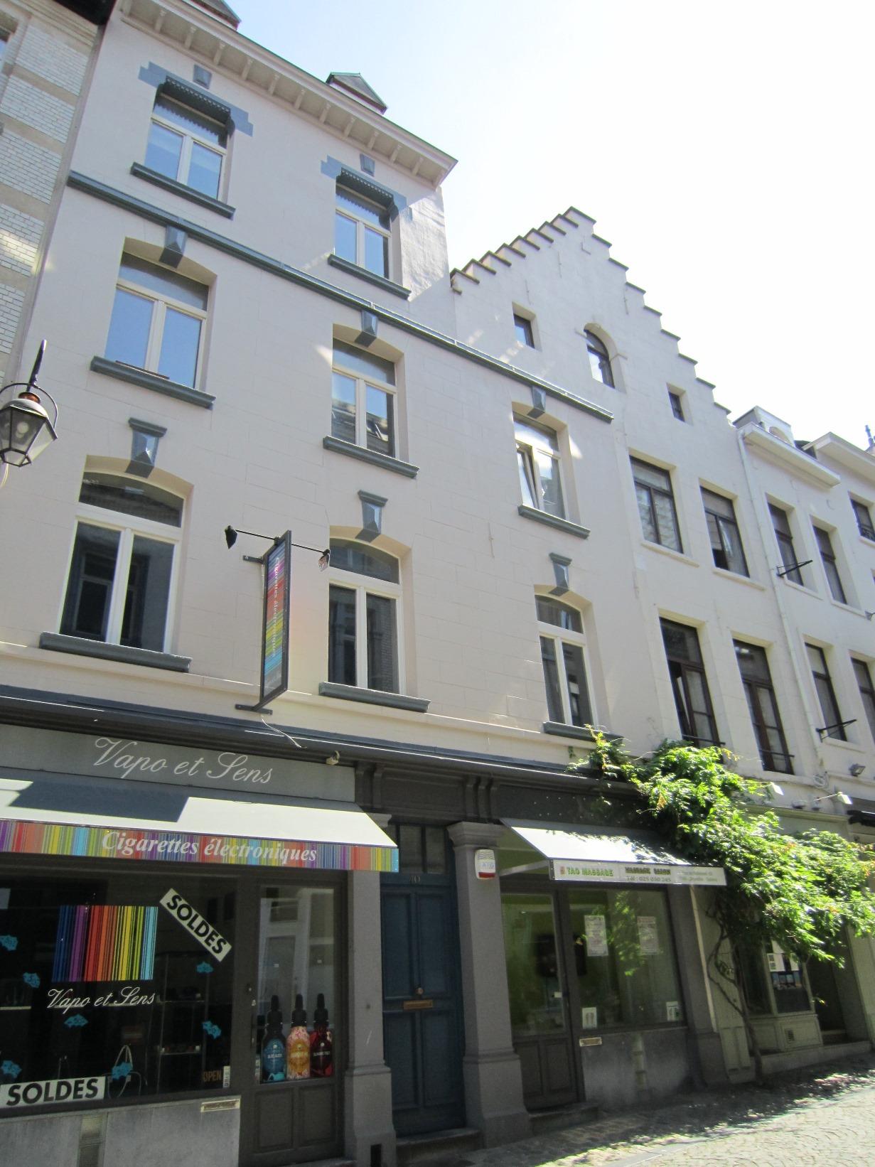 Rue de Rollebeek 44, 2015