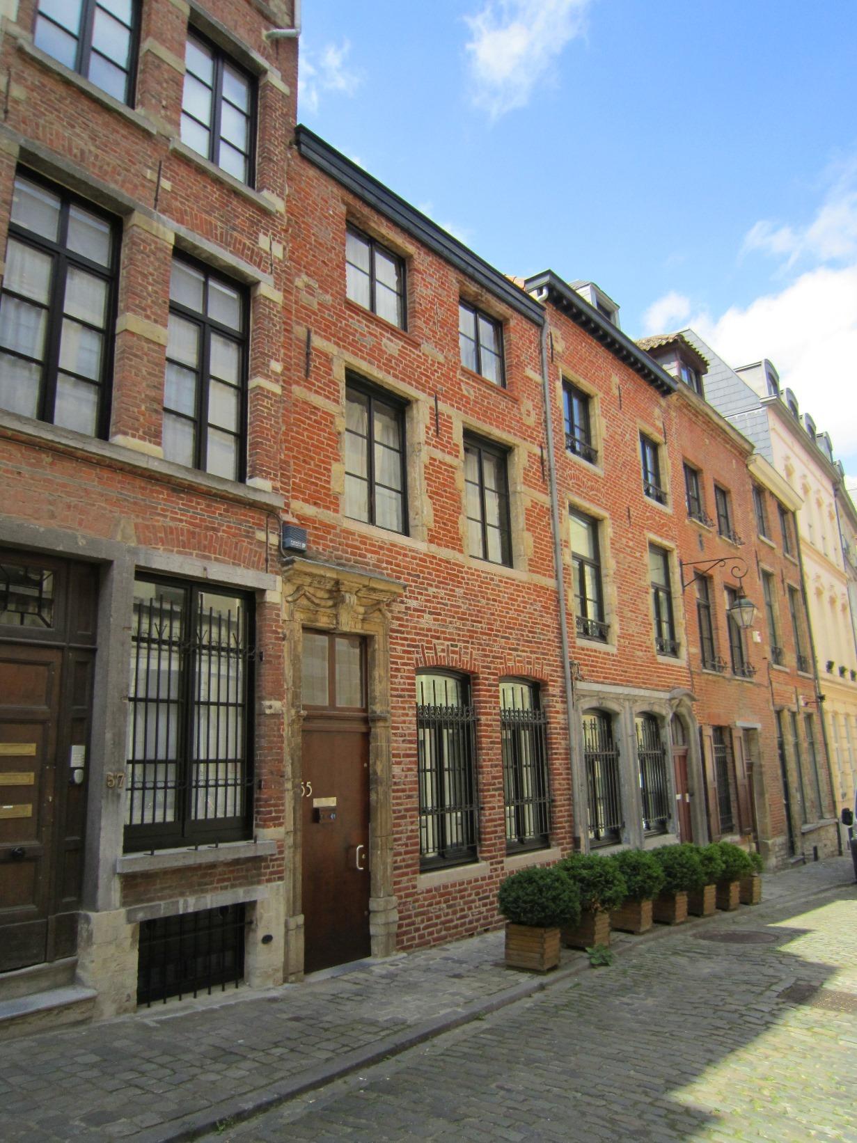 Rue de Ruysbroeck 55, 2015