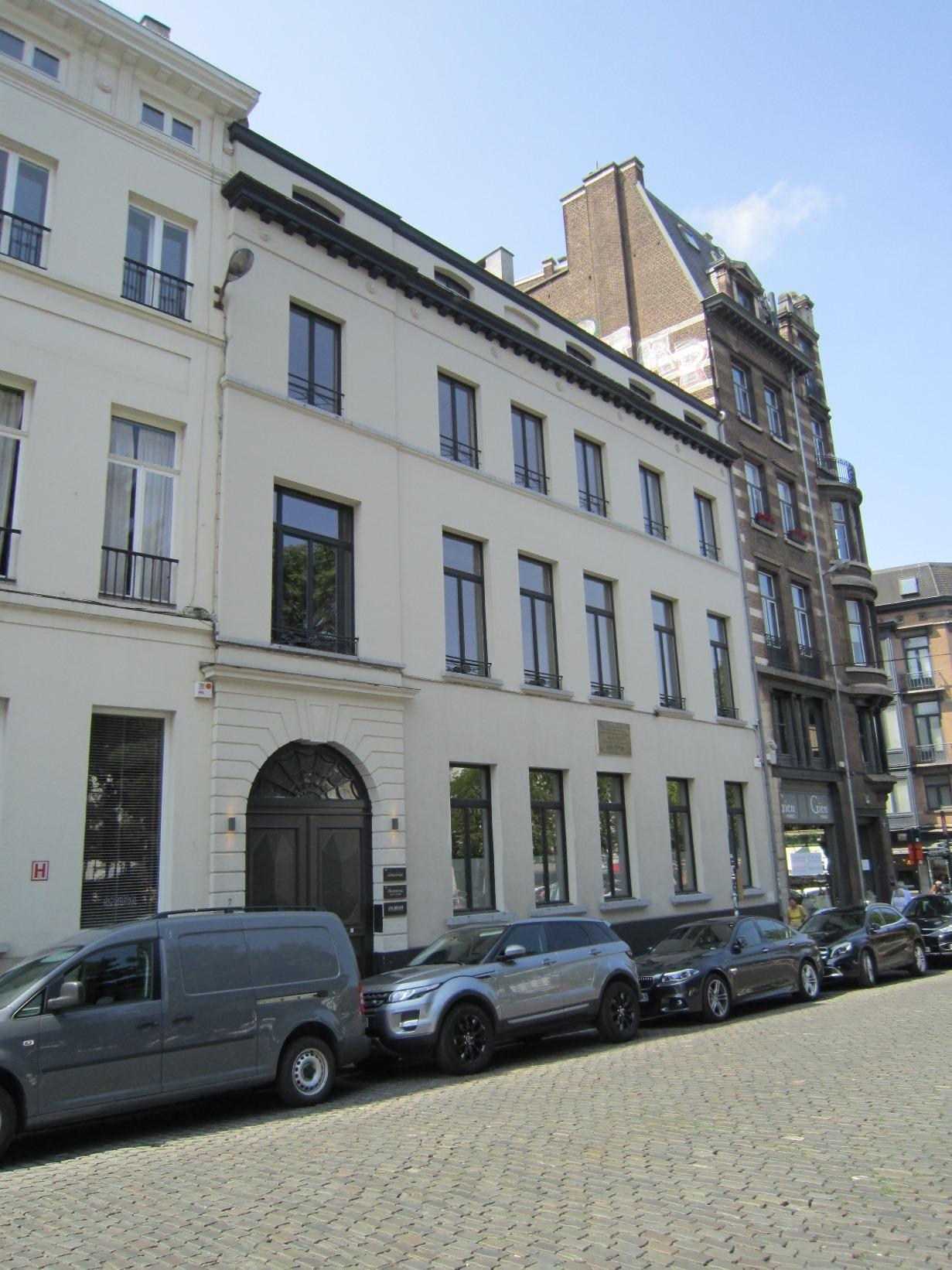 Rue des Sablons 7, 2015