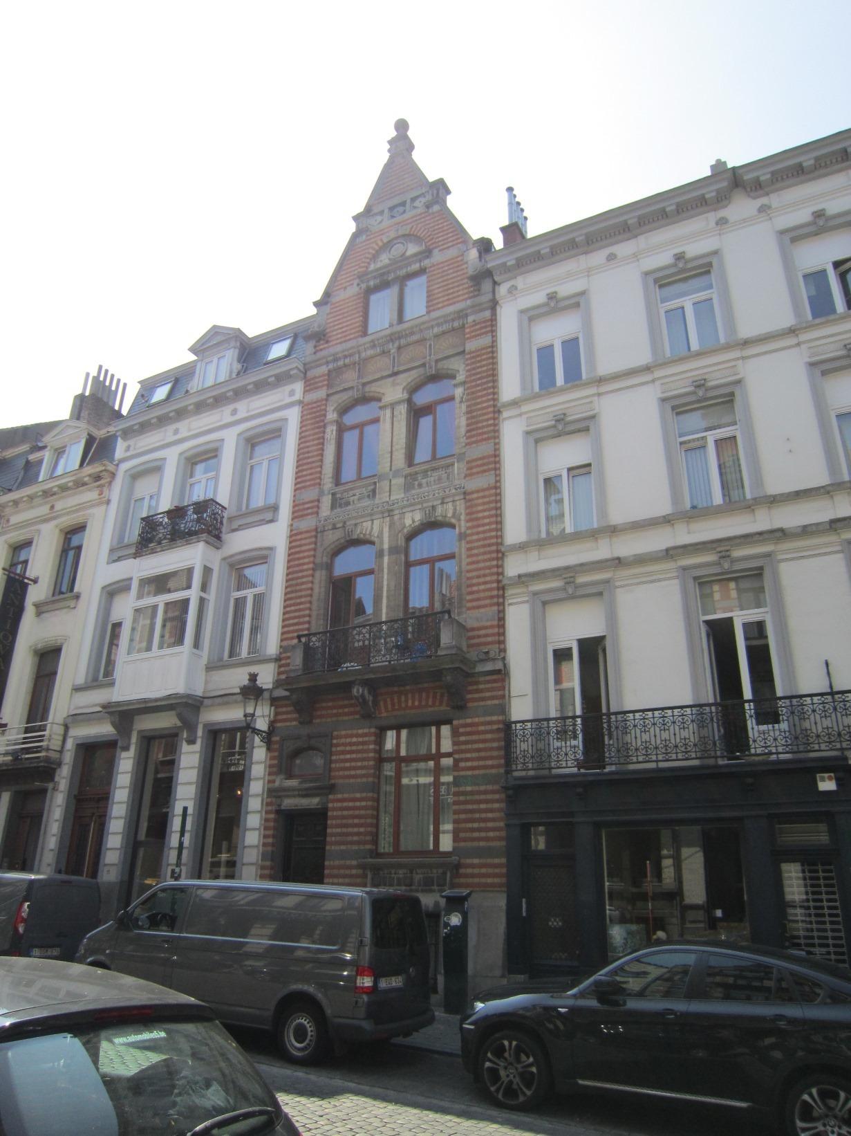 Rue Watteeu 17, 2015