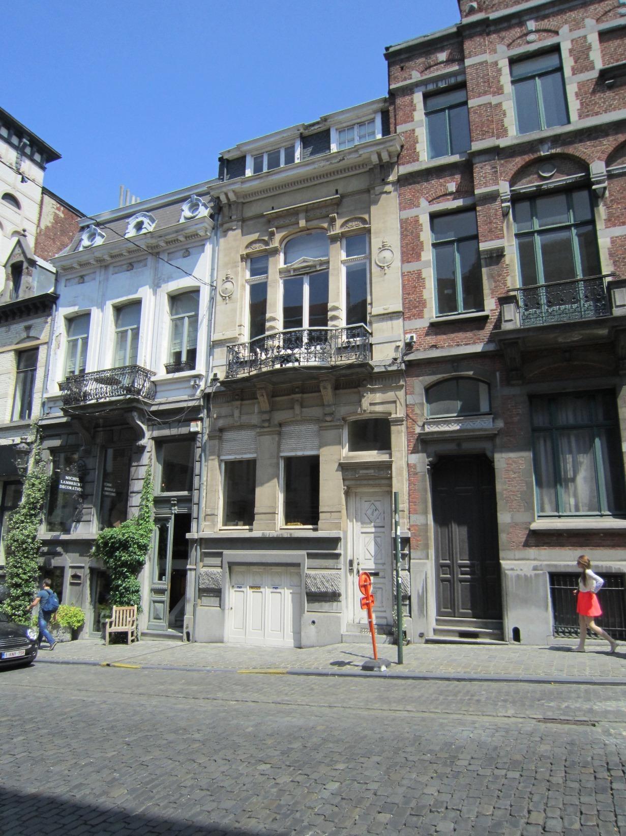 Rue Watteeu 20, 2015