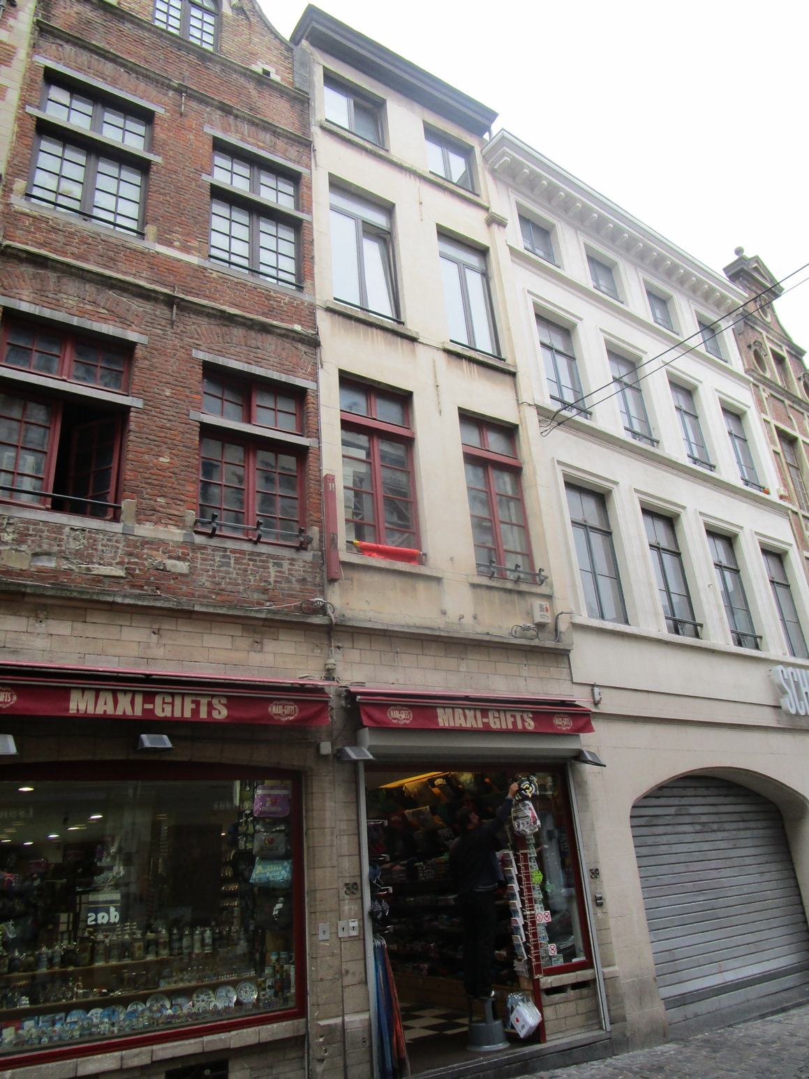 Rue au Beurre 39, 2015