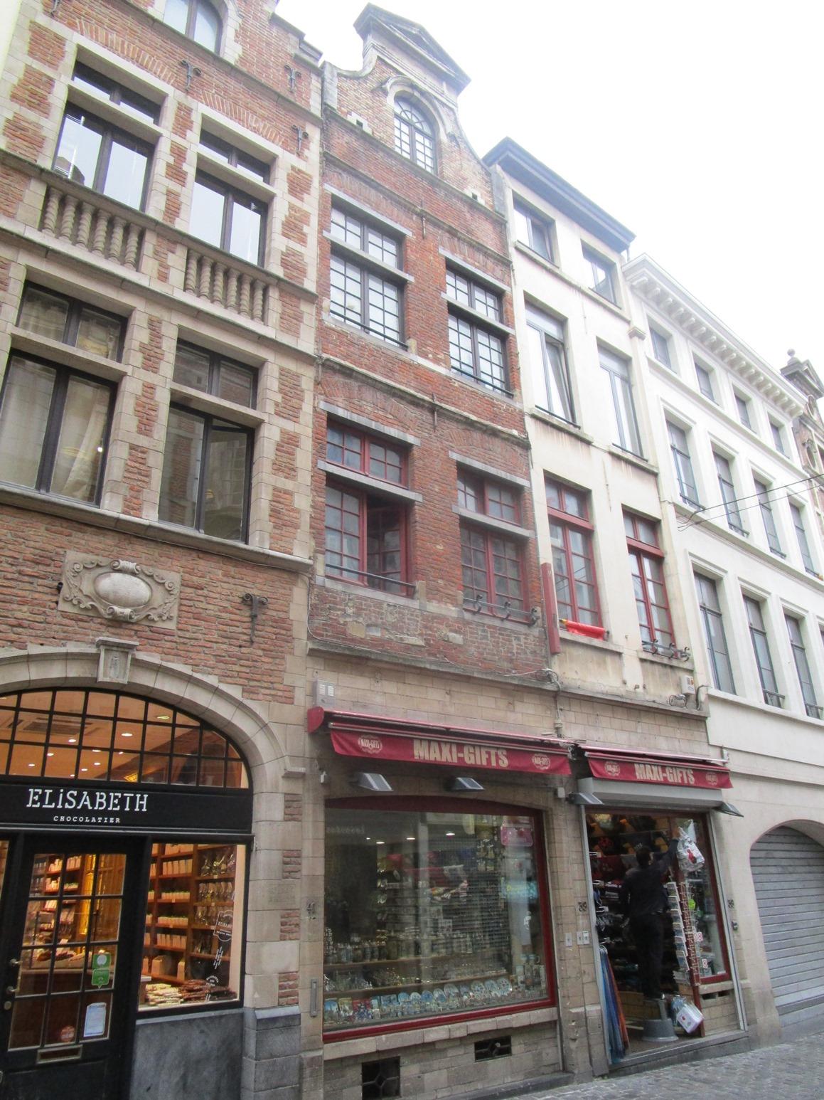 Rue au Beurre 41, 2015