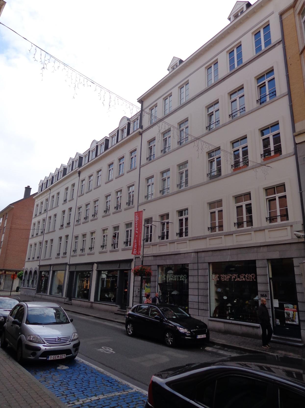 Rue Blaes 88-90-92-94, 2015