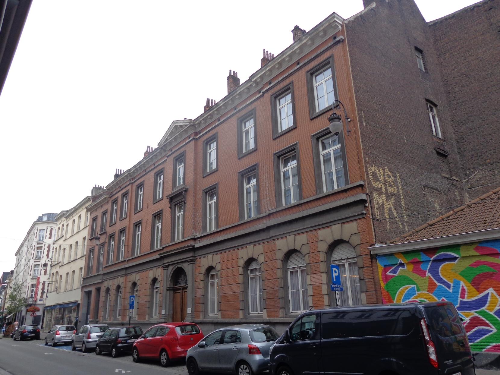 Rue Blaes 91-93, 2015