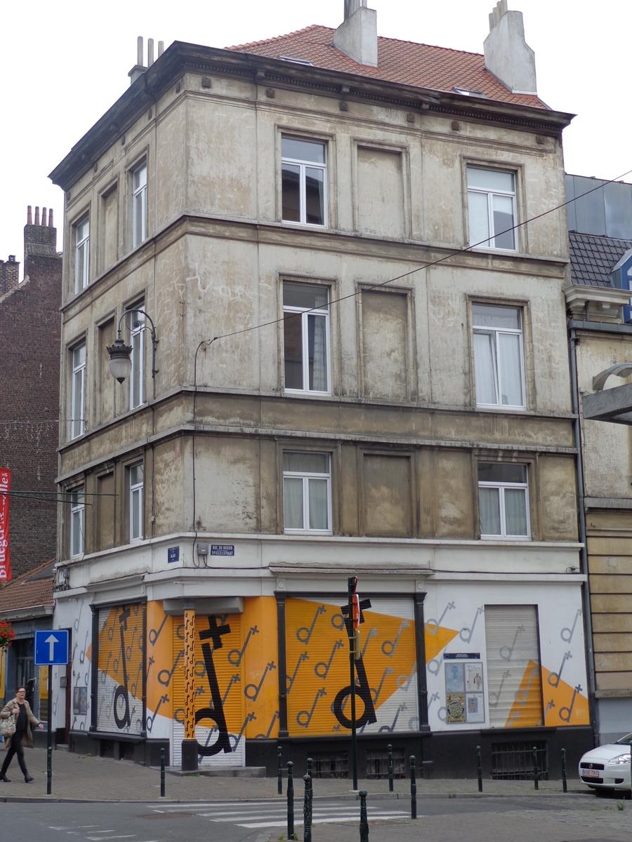 Rue Blaes 83-85, 2015