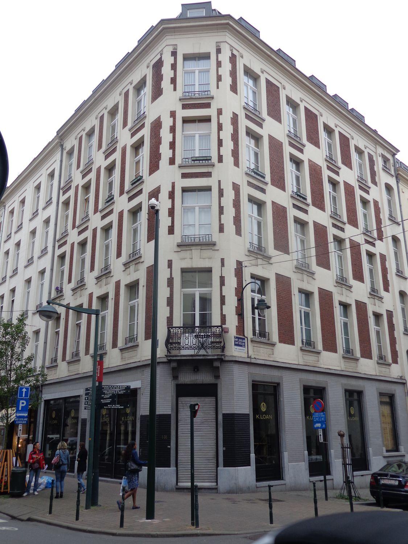 Rue Blaes 101-103, 2015