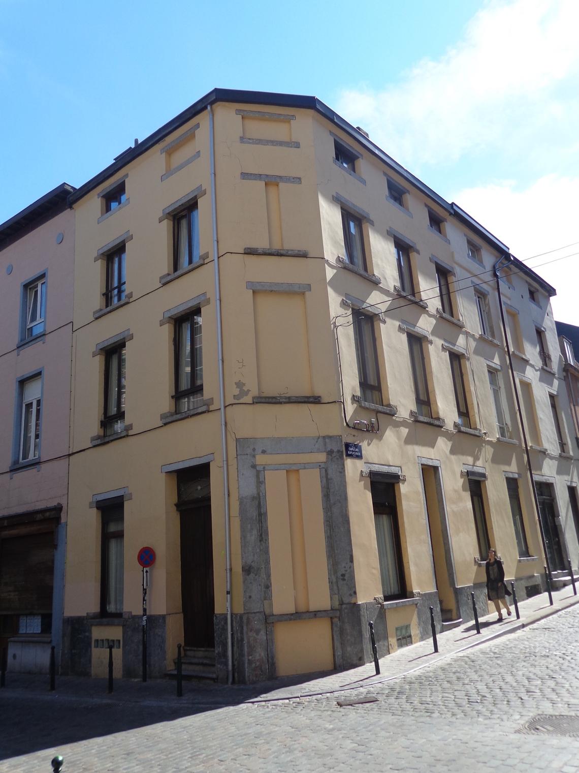 Rue des Capucins 2, Rue des Tanneurs 96, 2015