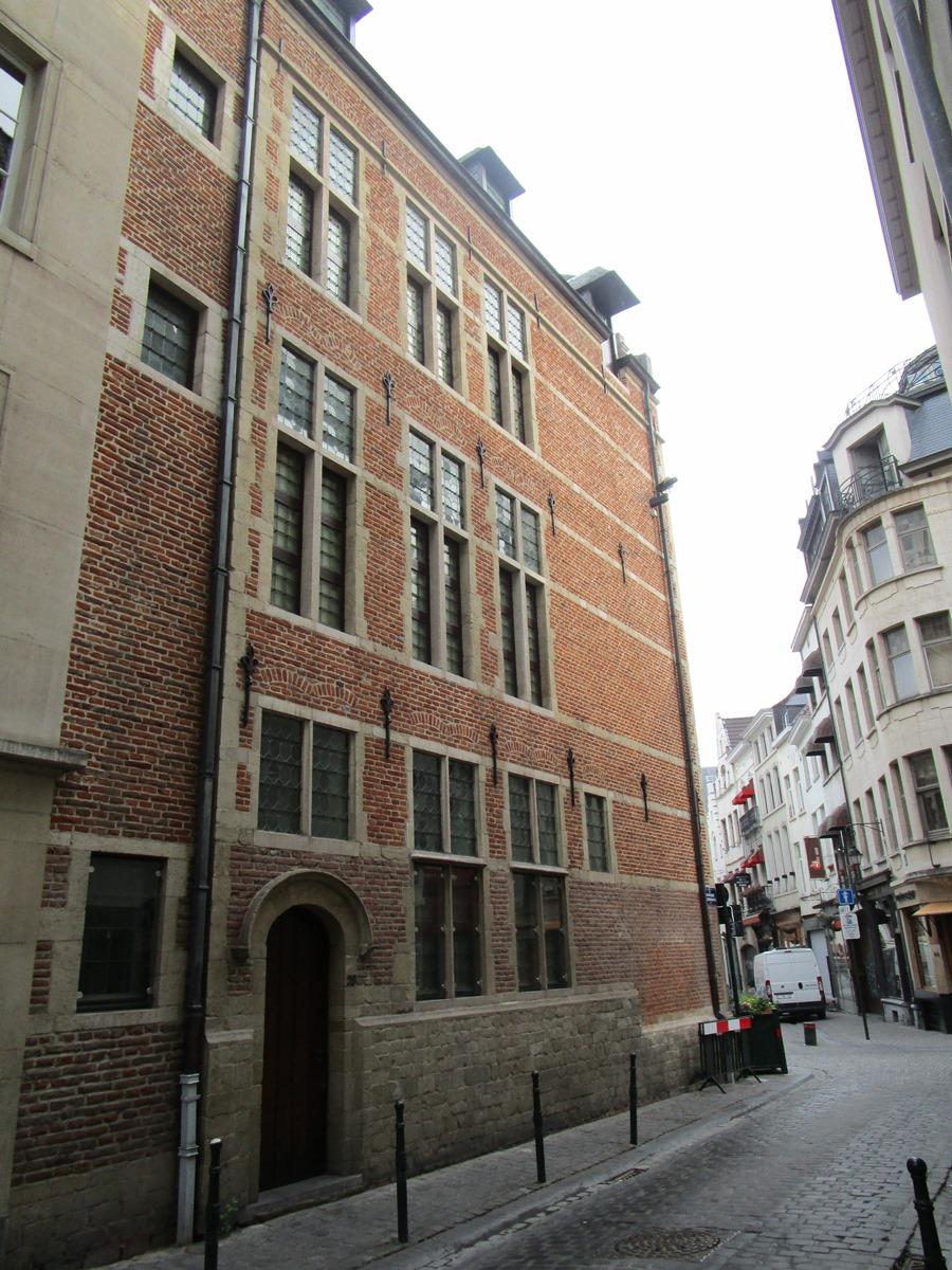 Rue des Chapeliers 29, 2015