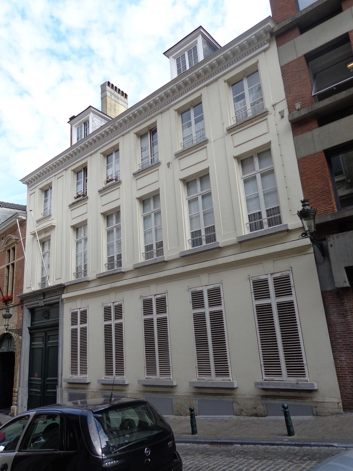 Rue du Chêne 10, 2015