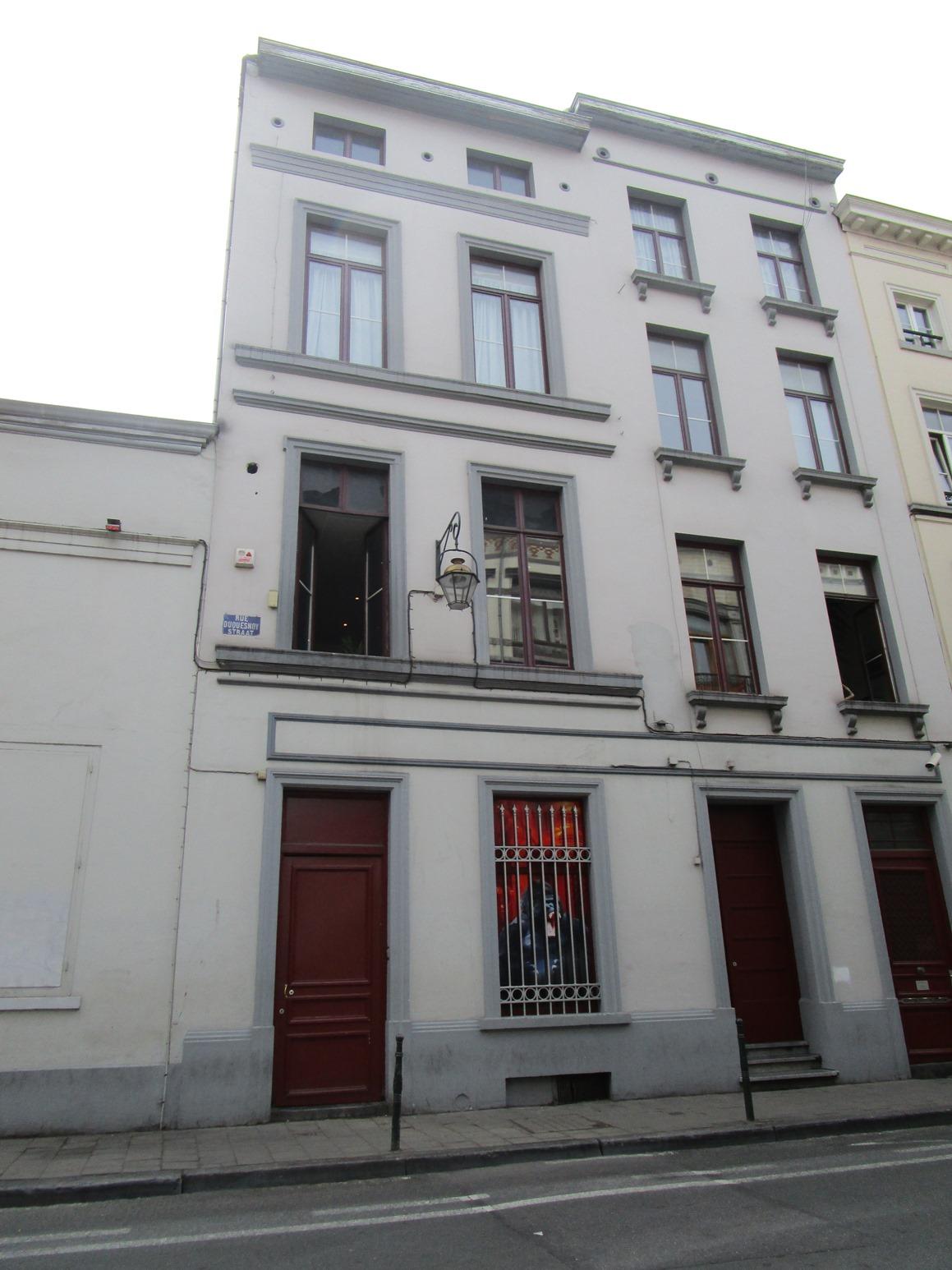 Rue Duquesnoy 18, 2015