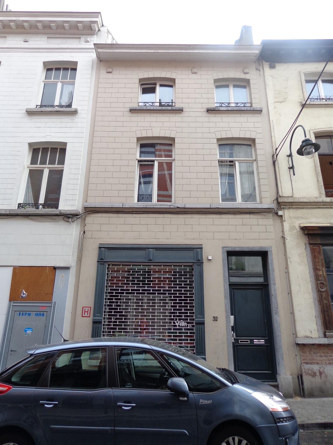 Rue de l'Economie 32, 2015