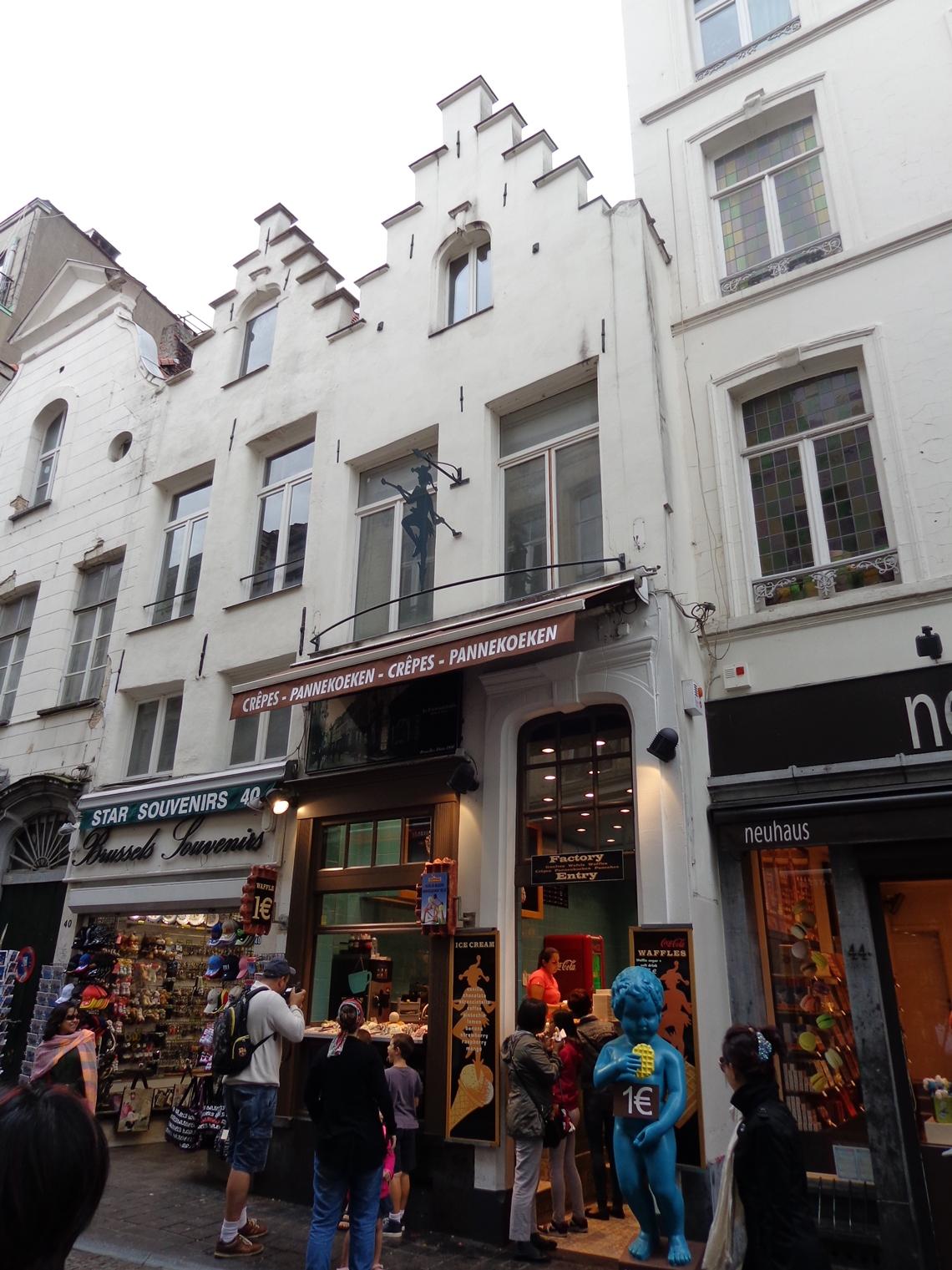 Rue de l'Etuve 42, 2015