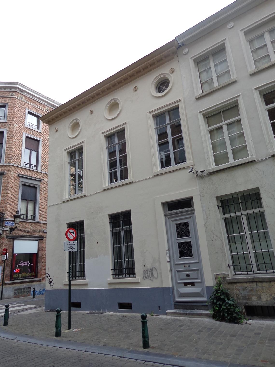 Rue de l'Etuve 65, 2015