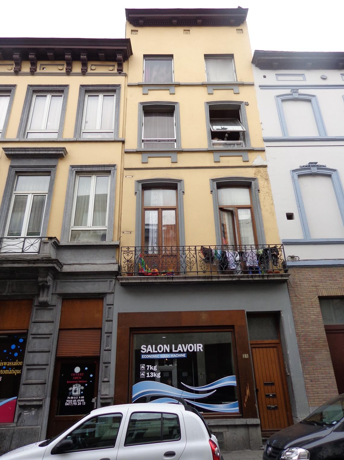 Rue de la Fontaine 21, 2015