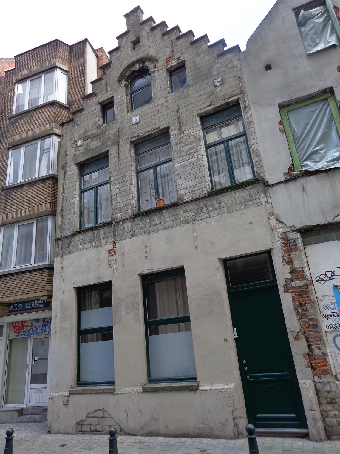 Rue de la Gouttière 19, 2015