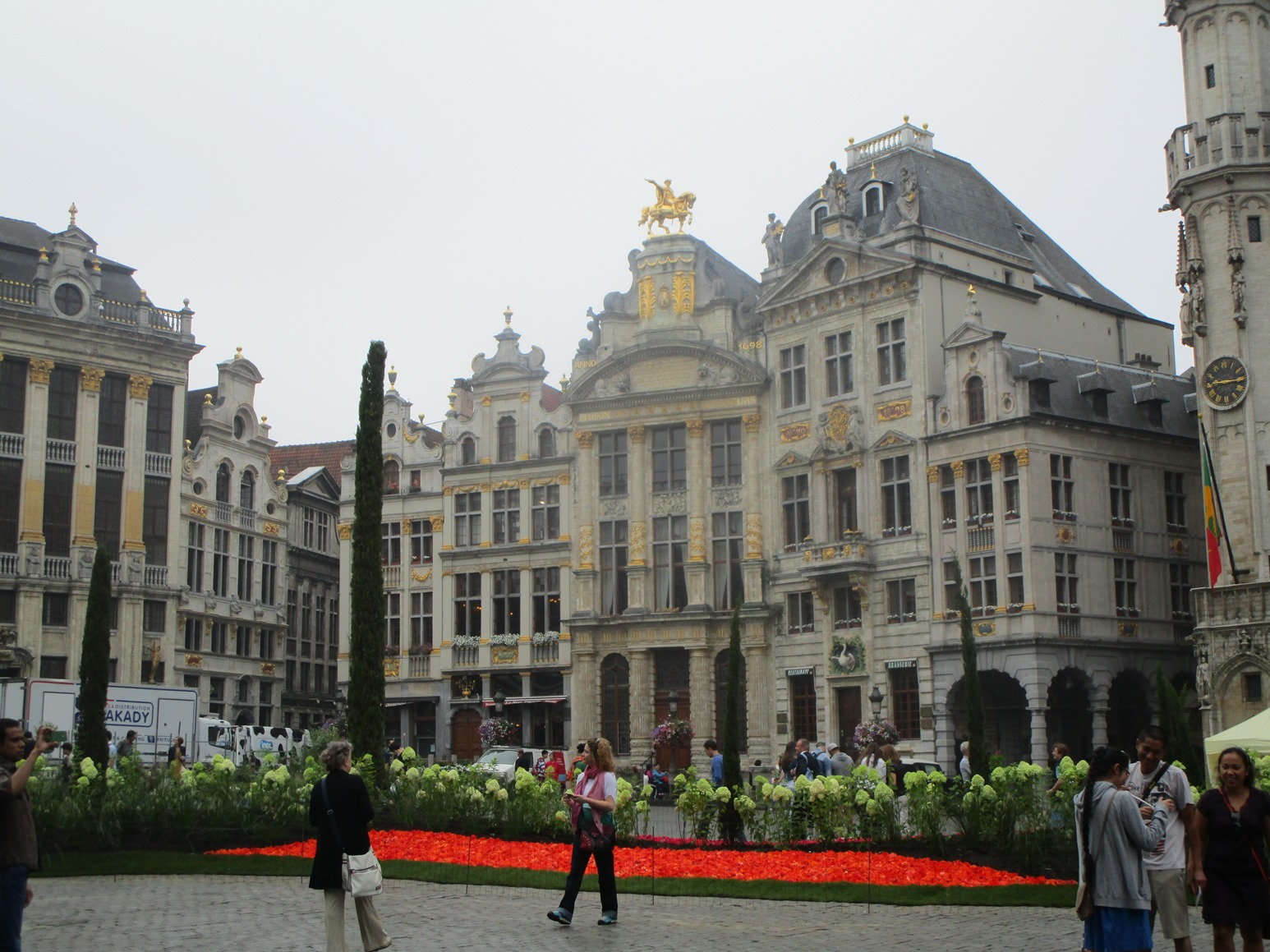 Grand-Place 10, 2015