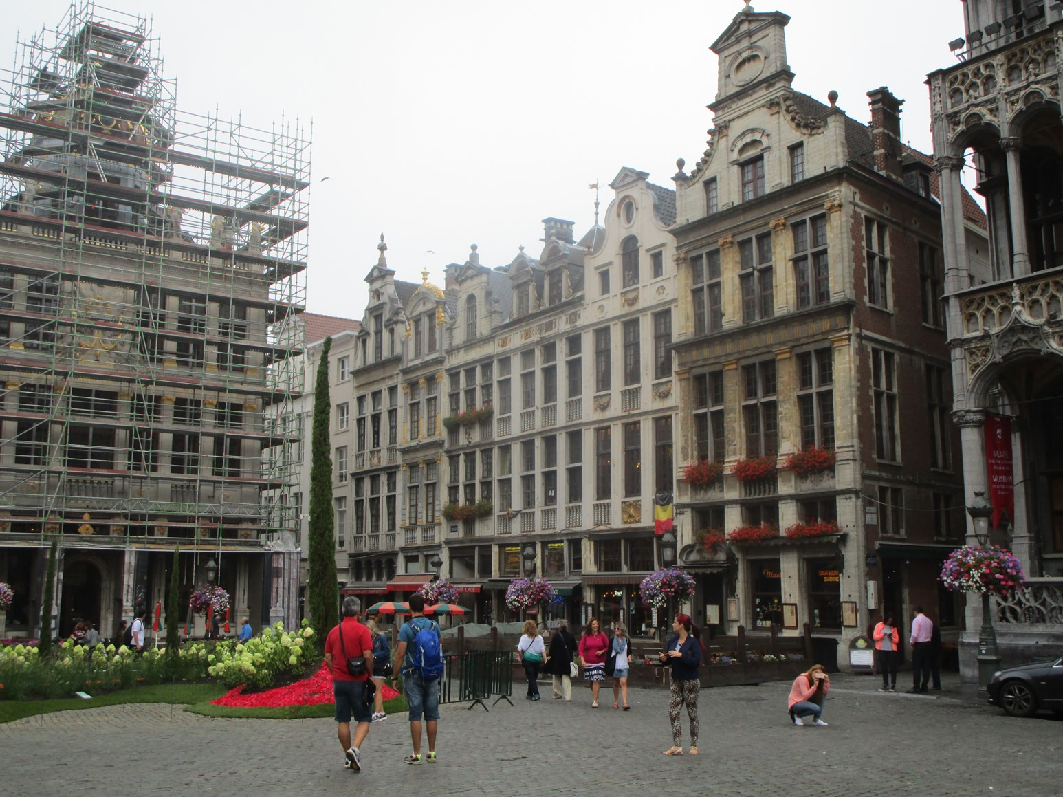 Grand-Place 39, 2015