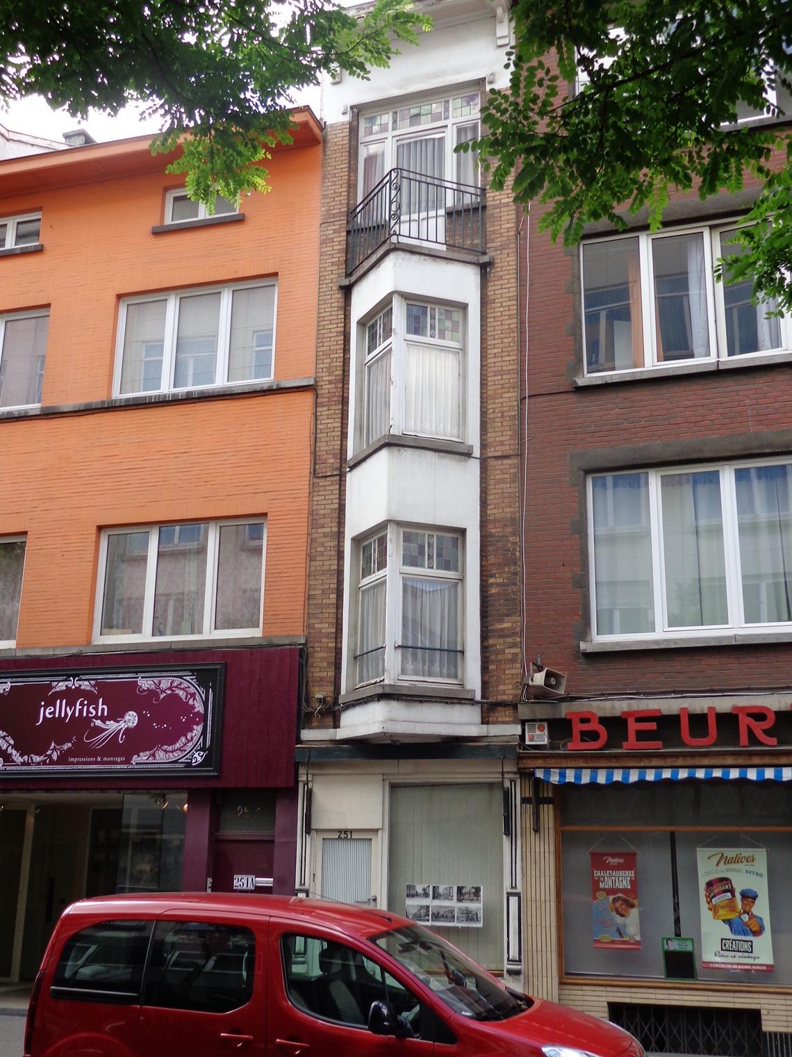 Rue Haute 251, 2015
