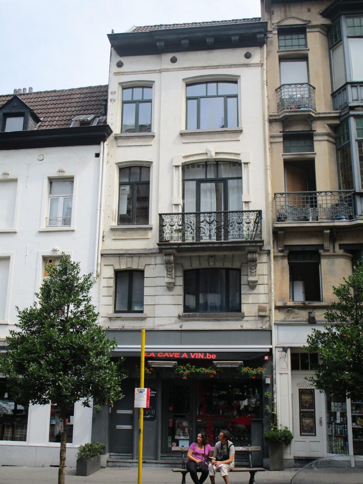 Rue du Lombard 4-6, 2015