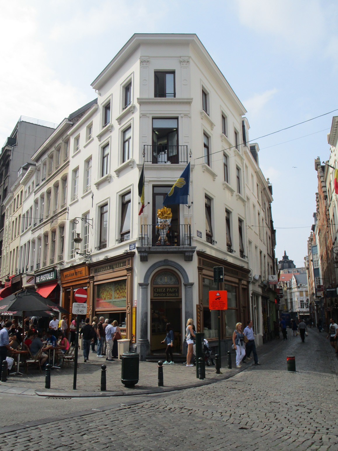 Rue de la Madeleine 1, 2015