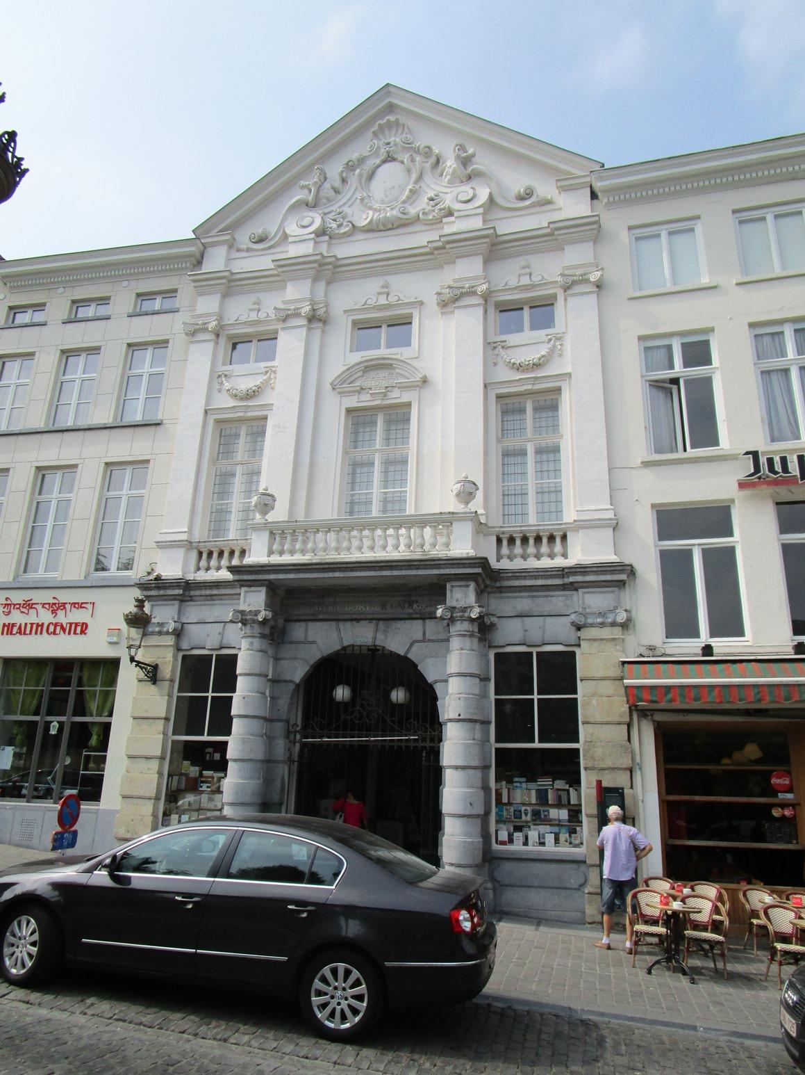 Rue de la Madeleine 55, entrée Galerie Bortier, 2015