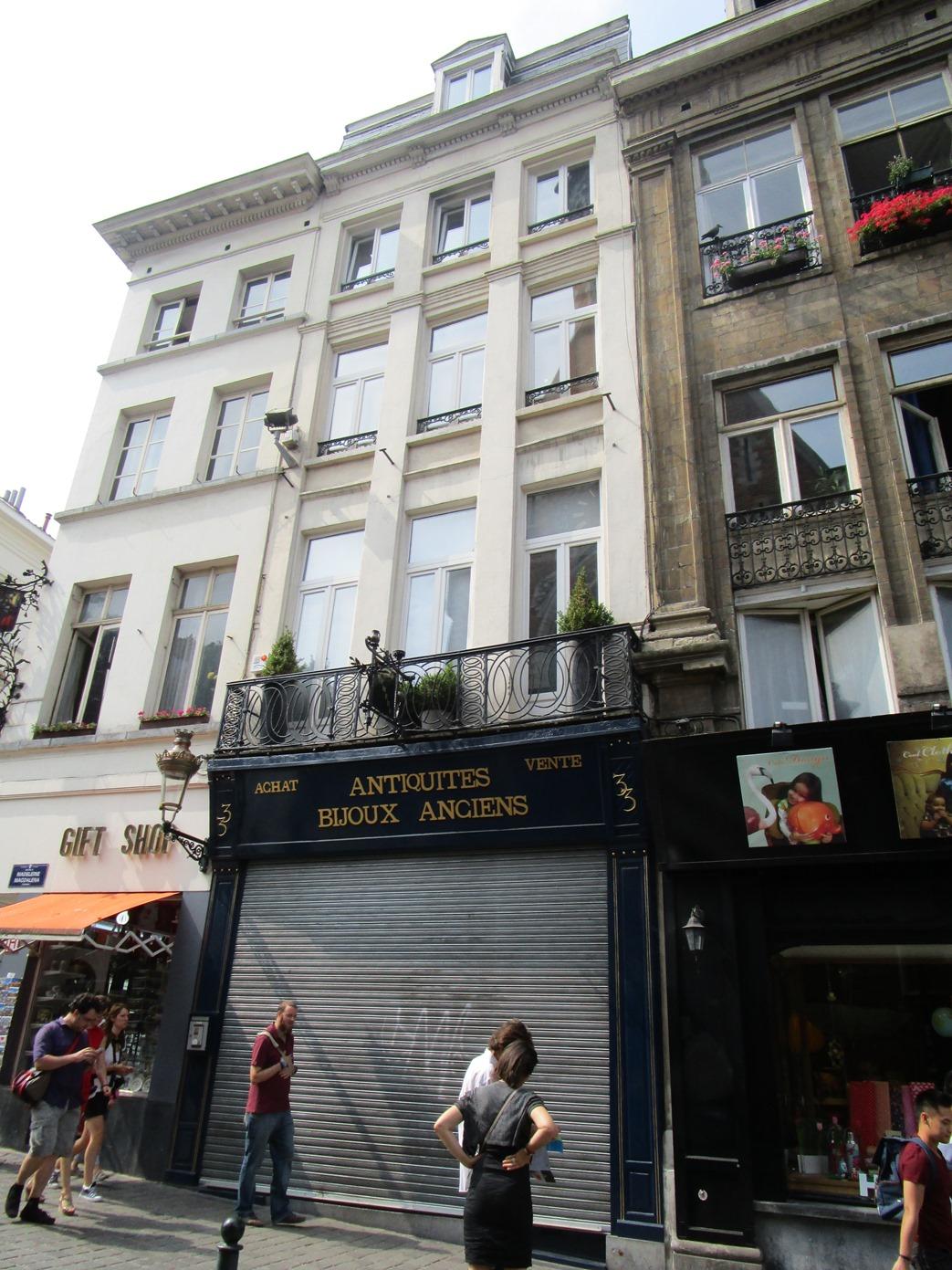 Rue de la Madeleine 33, 2015