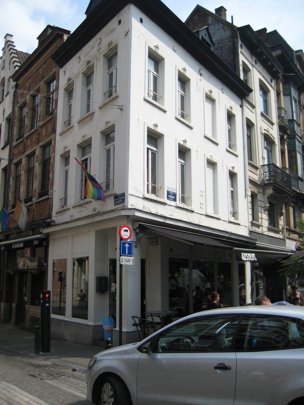 Rue du Marché au Charbon 46, 2015