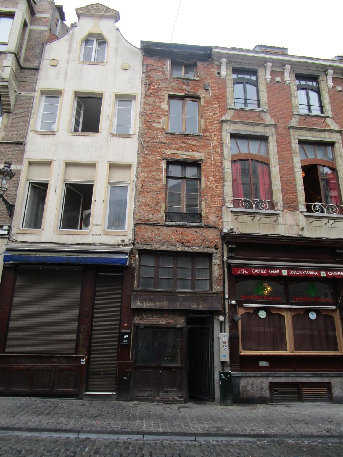 Rue du Marché aux Fromages 19, 2015