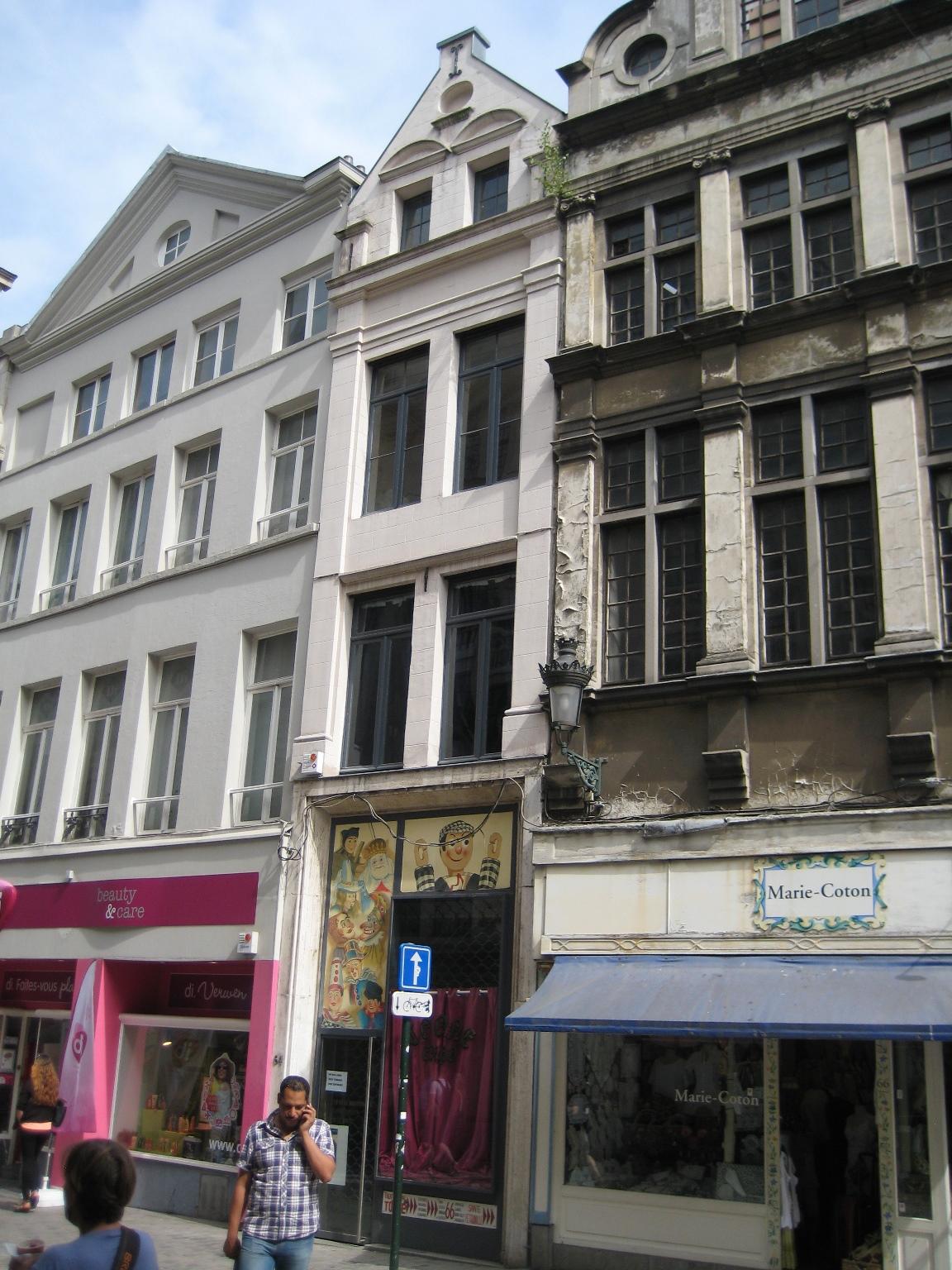Grasmarkt 60-62 (gebouw van de linkerzijde)