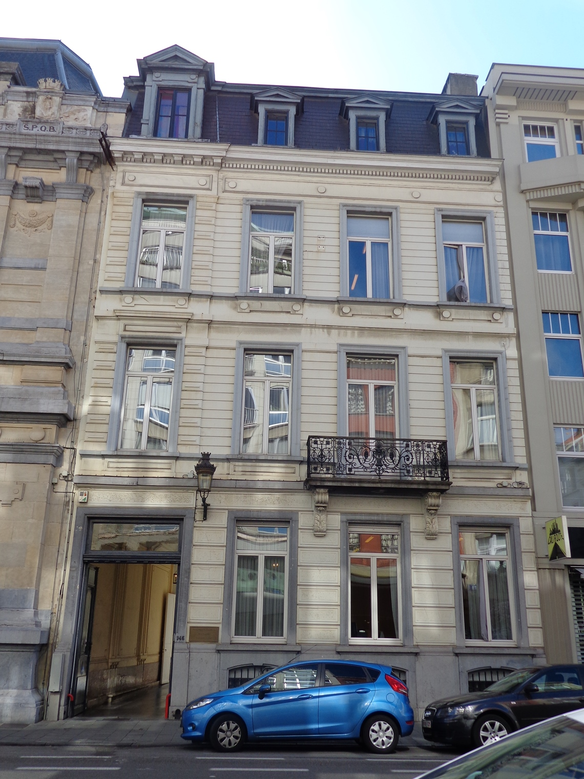 Rue du Midi 146, 2015