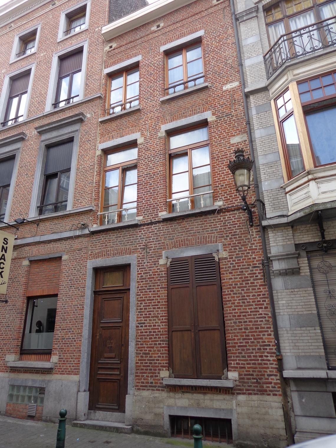 Rue des Moineaux 25, 2015