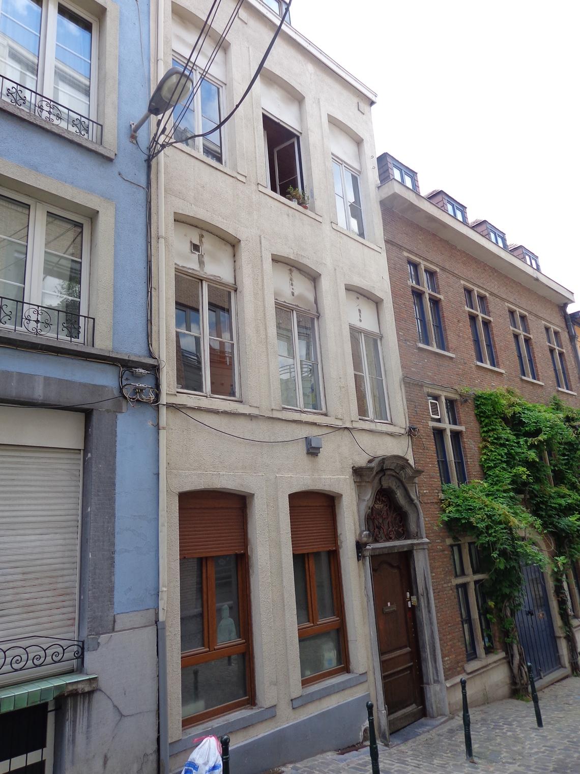 Rue Notre-Seigneur 15, 2015